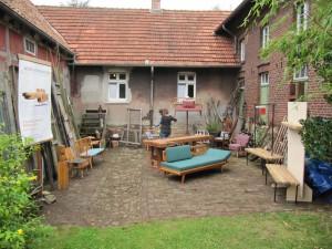 HofKunst in Häger - 2015 - Holzzimmer