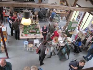 HofKunst in Häger - 2015 - Atelliergewimmel